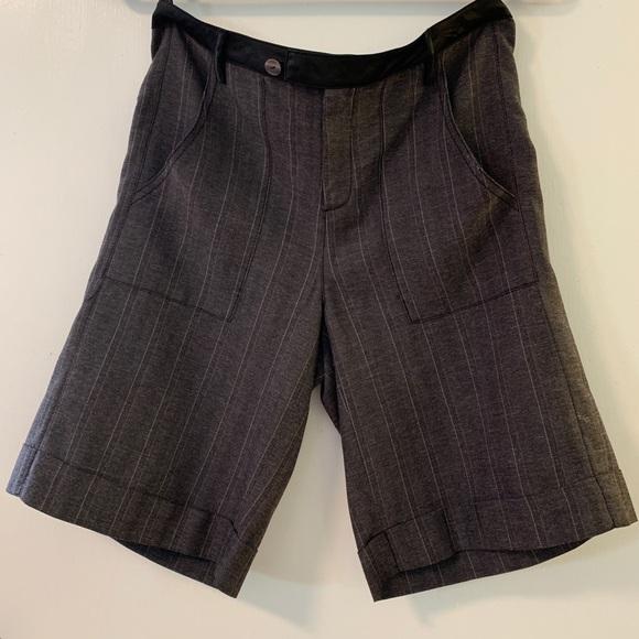 Zucozz Pants - Zucozz Herringbone Shorts